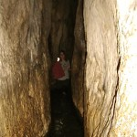 Hezekiah's Tunnel, discovered in 1838, was an engineering feat